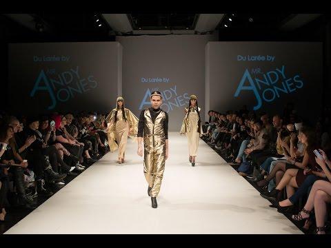 Fashion Art Toronto Du Larée by Andy Jones #WORK2017