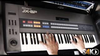 ROLAND JX-8P ANALOG SYNTH | JAM | PT. 1