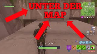 [Fortnite] Under the map bug!