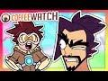 COFFEEWATCH! - Overwatch Coffee Shop (Parody) - @Crunchlins