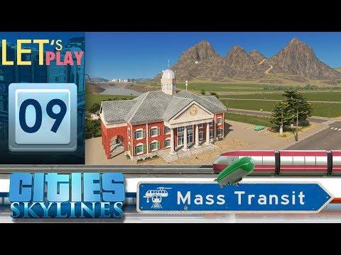 Urbanisme & Village - Ep.9 Cities Skylines : Mass Transit