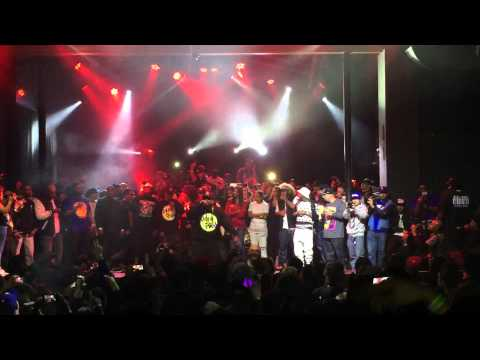 Tha Dogg Pound performing Dog Food album live in Santa Ana with Lady of Rage RBX & Tha Eastsidaz