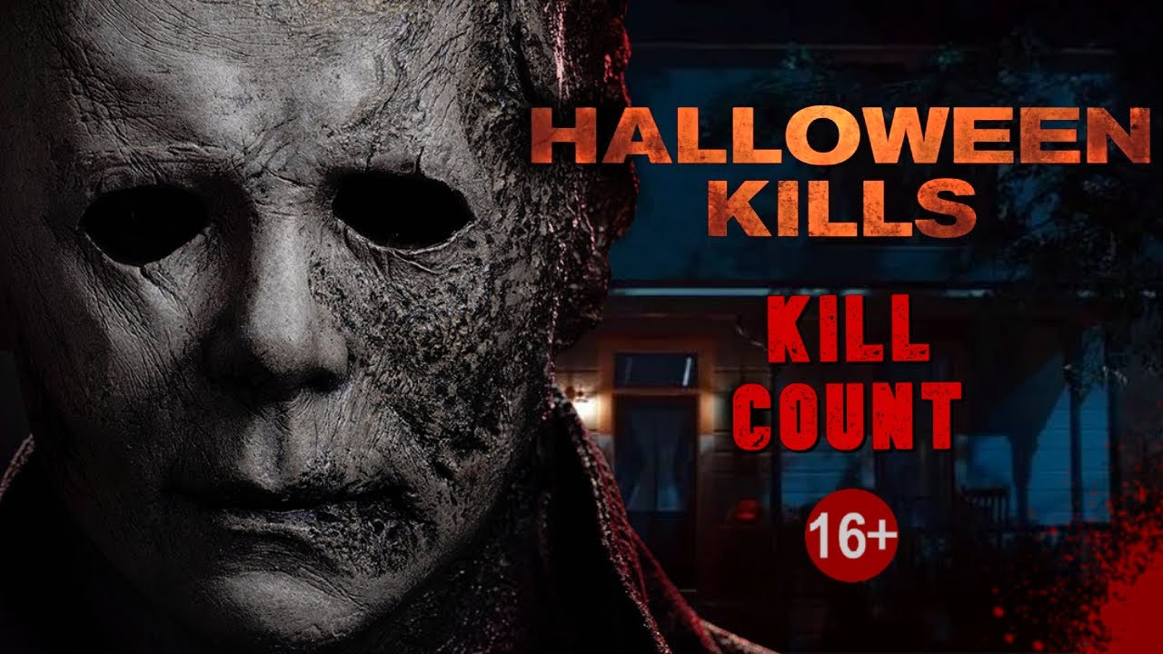 Halloween Kills (2021) - Kill Count S08 - Death Central