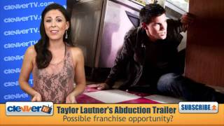 Taylor Lautner's New 'Abduction' Trailer