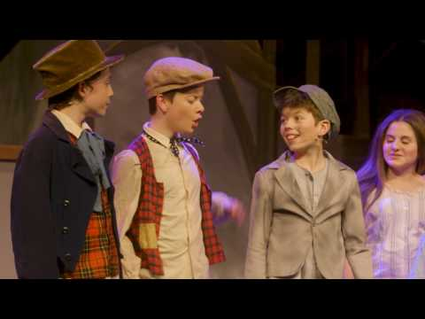 Oliver! at the Bryan Brown Theatre