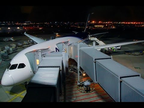 LAN Chile Madrid-Frankfurt 787-8 Flight Experience