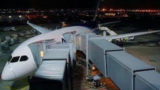 LAN Chile | 787 Dreamliner | MAD-FRA | Economy
