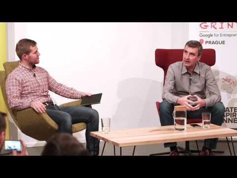 Startup Grind Prague hosts Jozef Barta