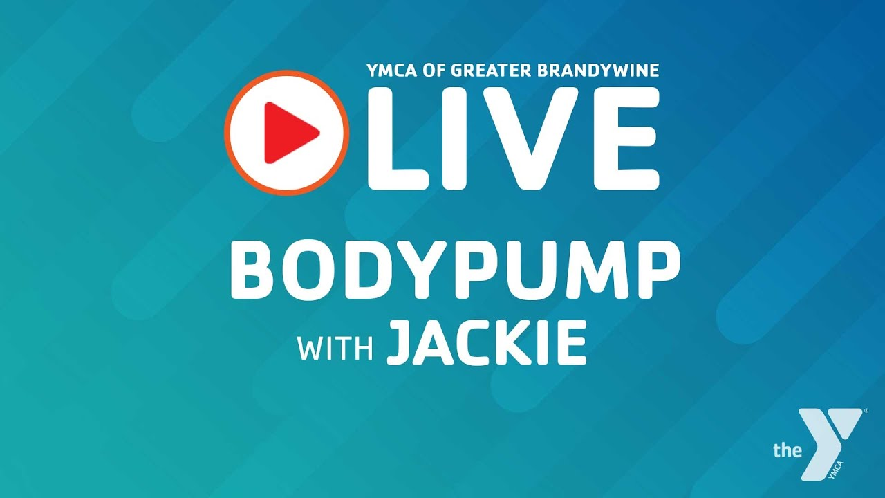 Bodypump With Jackie