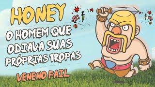 CLASH OF CLANS | FEITIÇO DE VENENO FAIL - Não faça isso jovem! - DidiGPX