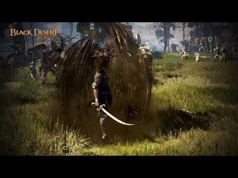 HASHASHIN Combat Video : Black Desert for Xbox One / PlayStation 4 (ESRB)