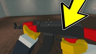 I found the best game on roblox... (Bad Business Roblox)
