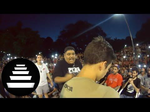 SONY vs WOS - SEMIFINAL (Pretemporada 2017) - El Quinto Escalon