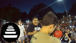 SONY vs WOS - SEMIFINAL (Pretemporada 2017) - El Quinto Escalon thumbnail