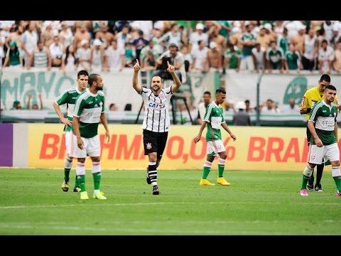 Palmeiras 1 x 1 Corinthians - Brasileirão  - 2510 - Narração de Nilson César