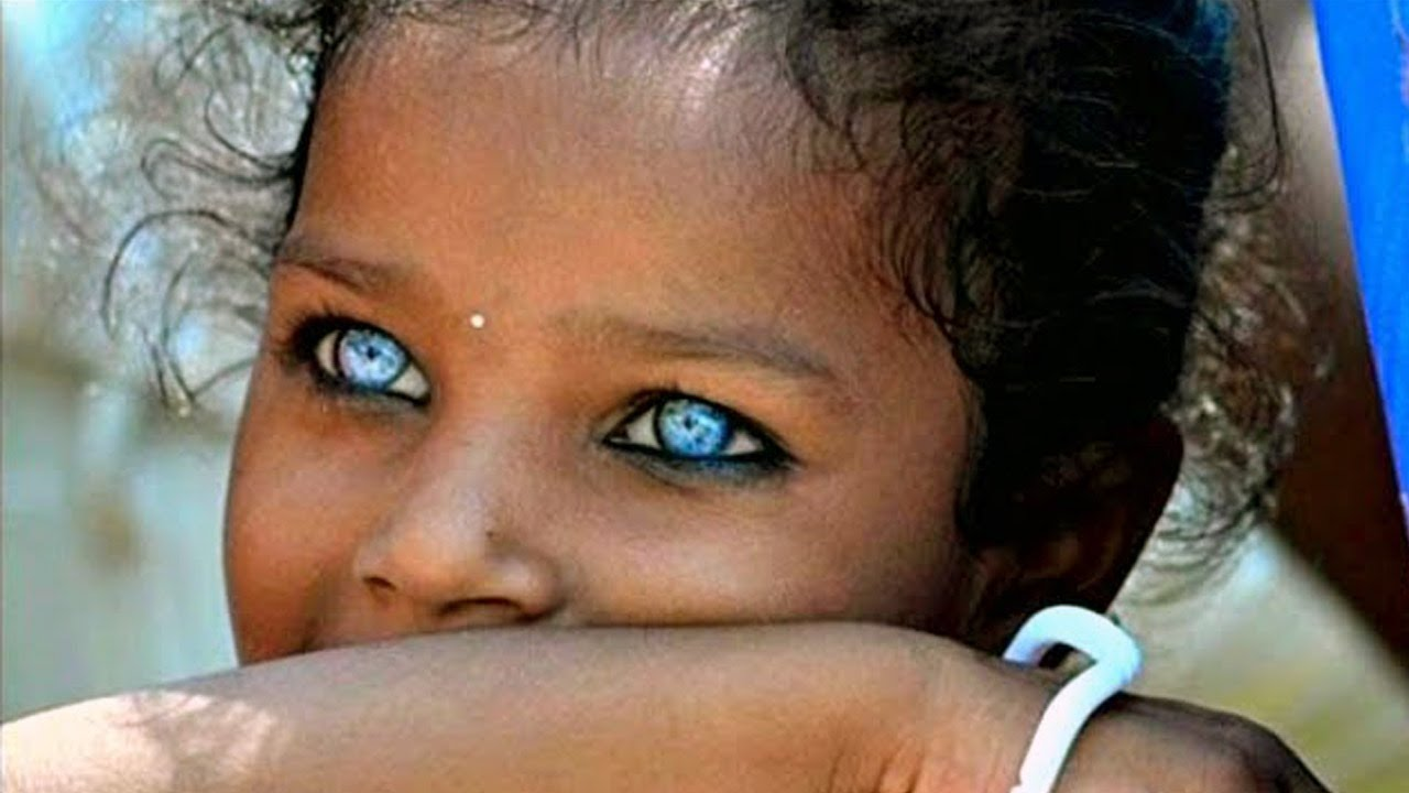 Born Eyes Green Asian