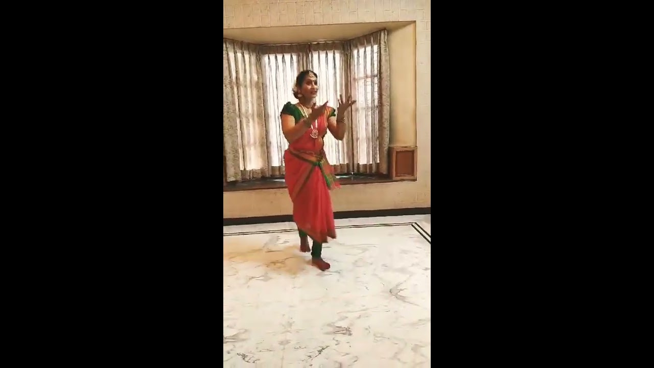 Baaro krishnaiya - Bharatanatyam dance