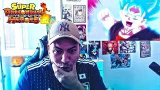 SUPER DRAGON BALL HEROES EPISODE 3 REACTION LIVE VEGETTO BLUE VS LE SAIYAN MALÉFIQUE !