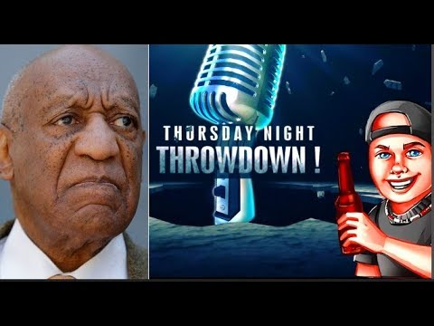 Bill Cosby GUILTY ! - Thursday Night Throwdown #4 - NFL Draft