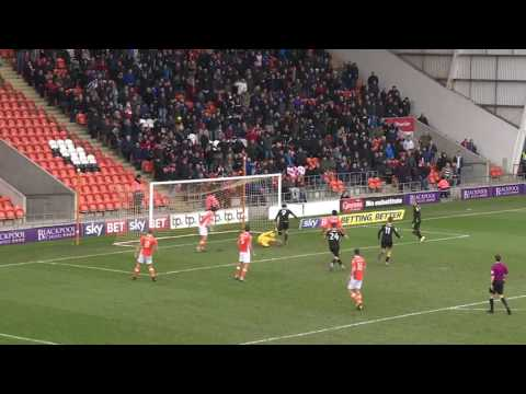 Blackpool v Crewe