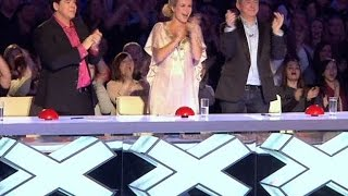 Britain's Got Talent || Talented Kid's Auditions - Part1