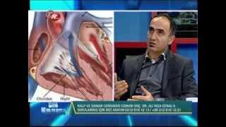 Kalp Kapakçık Tedavi Aşamaları ? -- Kalp Ve Damar Cerrahisi Uzm.Doç.Dr.Ali Rıza Cenal