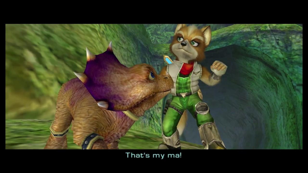 star fox adventures gamecube iso español