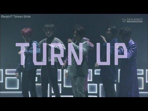 [中字] GOT7 - TURN UP (Live)
