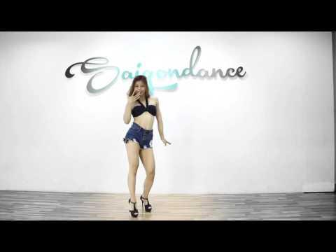 Ms. Kiều Ngọc - Giáo Viên Sexydance - Fire Ball Dance Cover