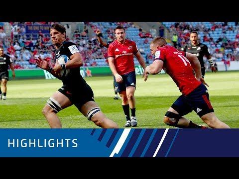 saracens v Munster Rugby Semi-final Highlights 20.04.19