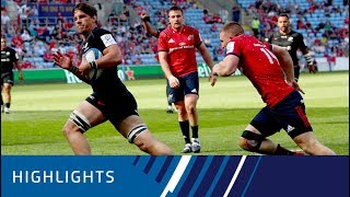 saracens v Munster Rugby Semi-final Highlights 20.04.19