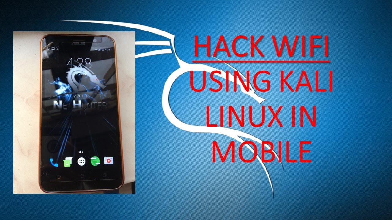 Install KALI nethunter ROM in ASUS Zenfone 2 (hacking WIFI using android  mobile)