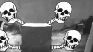 The Skeleton Dance 1929 Silly Symphony