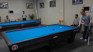 Lim H MooK vs Nguyễn Duy Hân, Billiards Vietnam, Korea