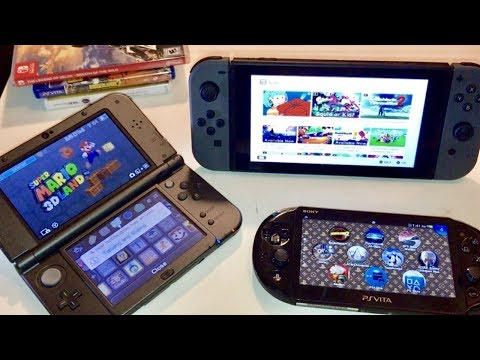 Top 5 Reasons to Own a PlayStation Vita | 2017 | Doovi
