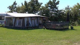 Sommer på Tangloppen Camping