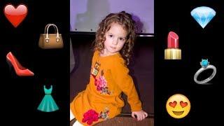 Первые уроки Marichka model в модельной школе и первые показы детской одежды