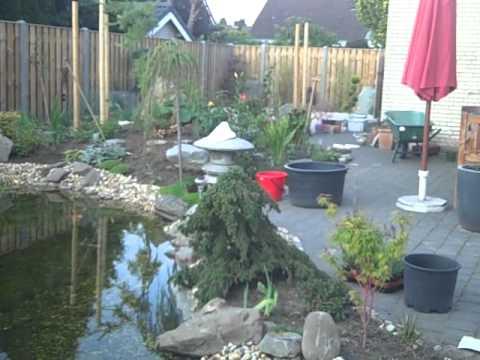Zen Tuin Aanleggen : Japanse tuin van olga palagina youtube