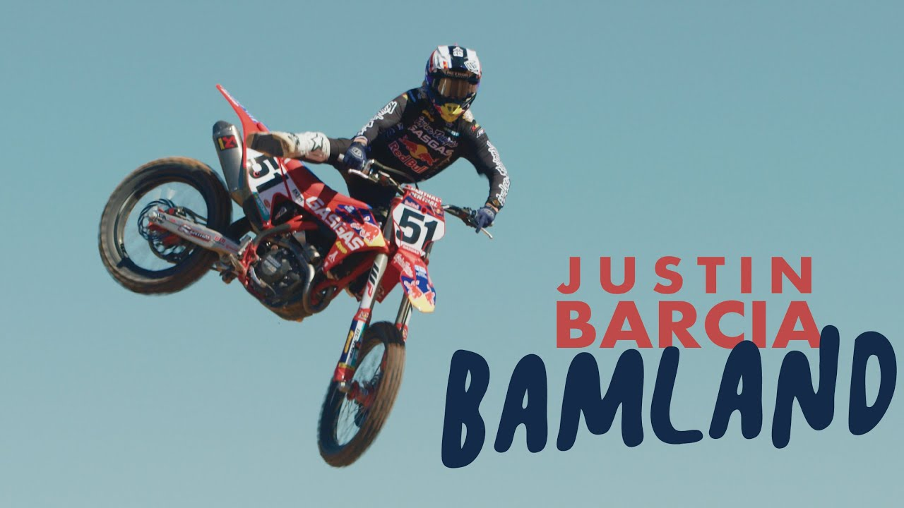 BAM LAND- Justin Barcia's Return Home