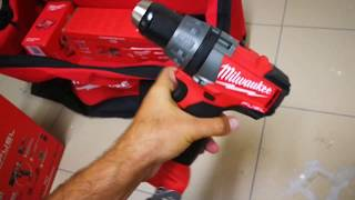 Unpacking unboxing Milwaukee M18FPD 0 4933451060
