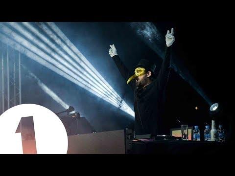 Claptone live at Café Mambo for Radio 1 in Ibiza 2017
