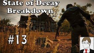 Прохождение State of Decay Breakdown. Часть 13 (Новая база)
