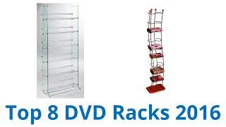 8 Best DVD Racks 2016