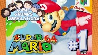 best of game grumps super mario 64 part 1