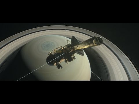 NASA's Cassini spacecraft has one final mission, which ends with destruction