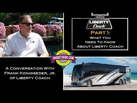 Liberty Coach - What You Need To Know - Part 1