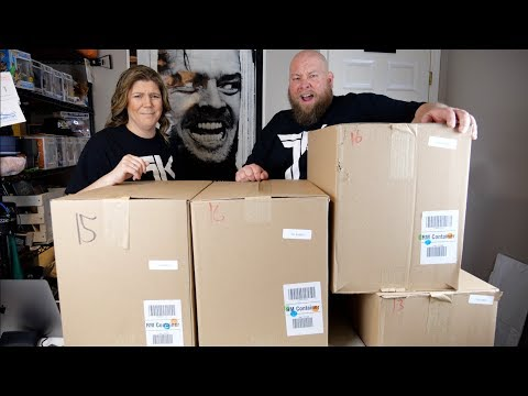 I Paid $164 for a $1,554 Amazon Customer Returns Pallet With 5 HUGE Mystery Boxes
