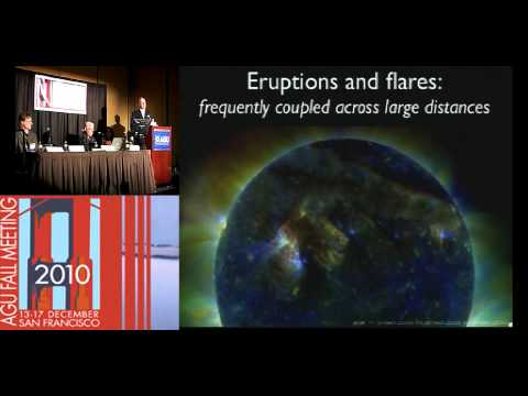 Eruptions from the Far-Side: New Global Views of the Sun