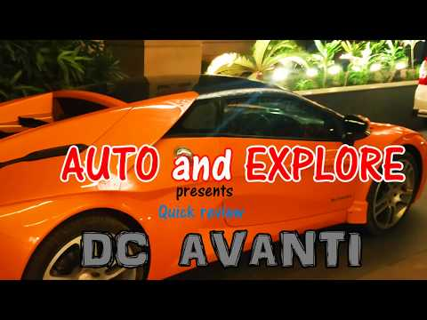 DC AVANTI Quick detailed review | Raw vlog | Looks | Power | Design | Engine |