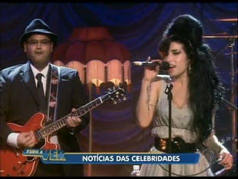 Tudo a Ver 30/05/2011: Amy Winehouse é internada em clínica de reabilitação para alcoólicos